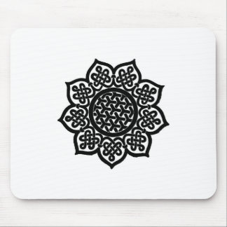 GOTHIC SUN MOUSE PAD