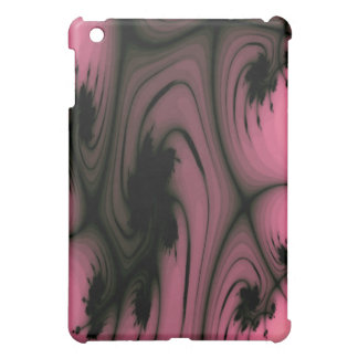 Gothic Swirls Fractal  Case For The iPad Mini