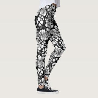 Gothic Tangled Web Leggings
