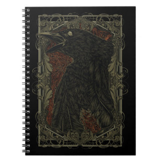 Gothic The Dead Crow Notebook