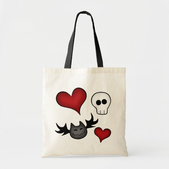 Gothic things I love Tote Bag