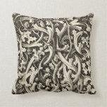 Gothic Thistle Pillows