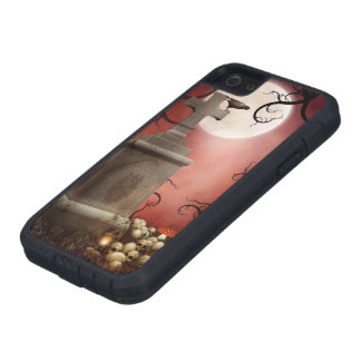 Gothic Tombstone Tough Xtreme iPhone SE Case