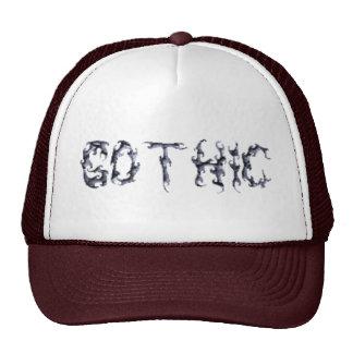 Gothic Trucker Trucker Hat