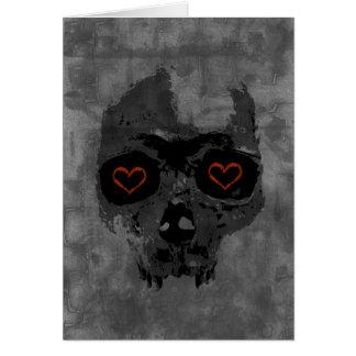 Gothic Valentine's Day Card