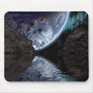 Gothic Valley Mouse Pad