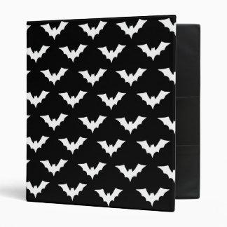 Gothic Vampire Bats Binder