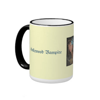 GOTHIC VAMPYRE COFFEE MUG