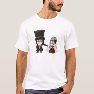 Gothic Wedding T-Shirt
