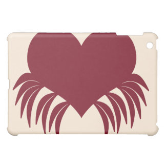 Gothic weeping heart iPad mini cases