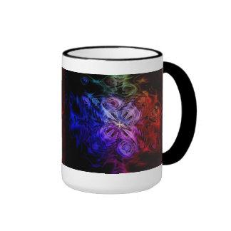 Gothic Windflower Coffee Mug
