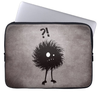 Gothic Wondering Evil Bug Character Laptop Sleeve