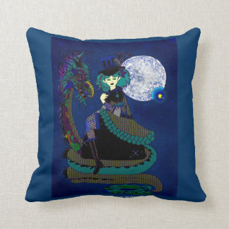 Gothicchicz American MoJo Pillow