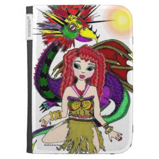 GothicChicz By Luz Garcia Caseable Case Kindle Case