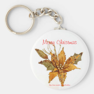 GothicChicz Christmas keychain