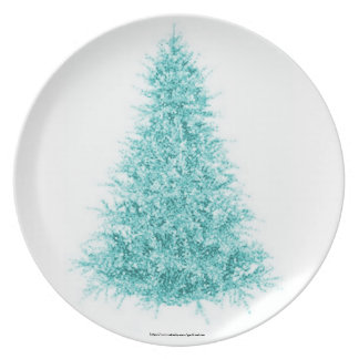 Gothicchicz Christmas Plate