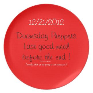 Gothicchicz Doomsday Plate