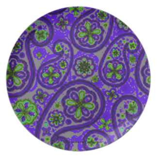 Gothicchicz funky Plate