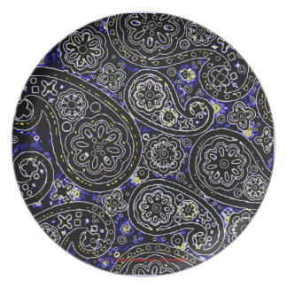 Gothicchicz Groovy Plate