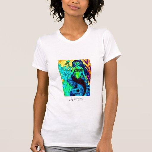 GothicChicz Mythological Shirt