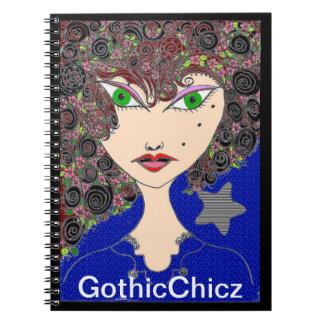 GothicChicz Notebook