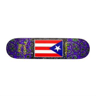 GothicChicz P. R .Skateboard
