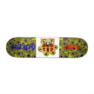 GothicChicz P. R . Skateboard