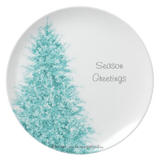 Gothicchicz Season Greetings Plate