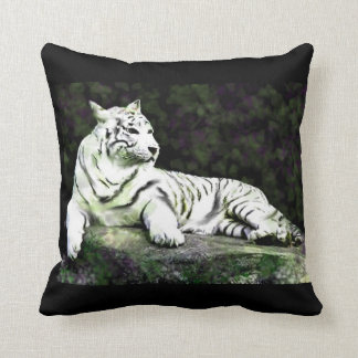 Gothicchicz tiger American MoJo Pillow