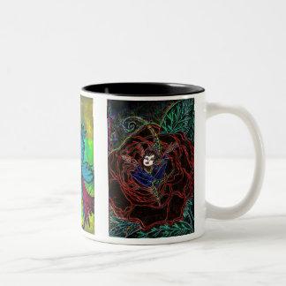 GothicChicz Two-Tone Mug