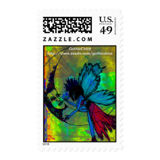 GothicChicz U.S. Postage