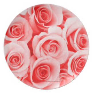 Gothicchicz Weddings Plate
