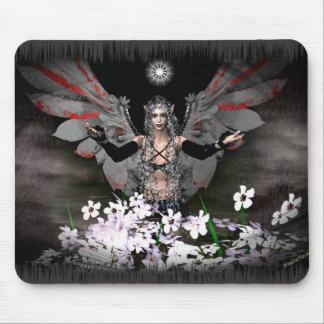 Gothick Fairy Mouse Pad