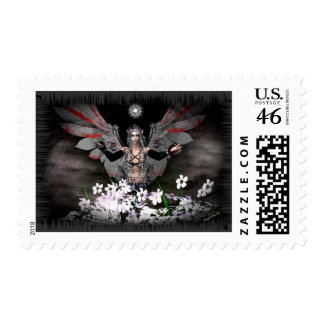 Gothick Fairy Stamps