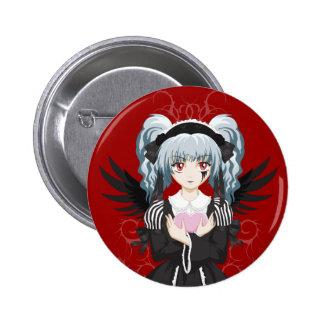 Gothloli 2 Inch Round Button