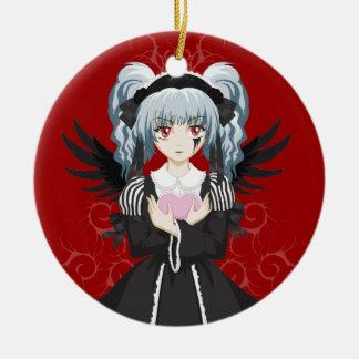 Gothloli Christmas Ornament