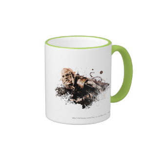 Gothmog Orc Vector Collage Coffee Mugs