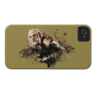 Gothmog Orc Vector Collage iPhone 4 Case-Mate Case