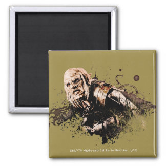 Gothmog Orc Vector Collage Magnet