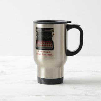 Gothor - Darker Than Angst Travel Mug