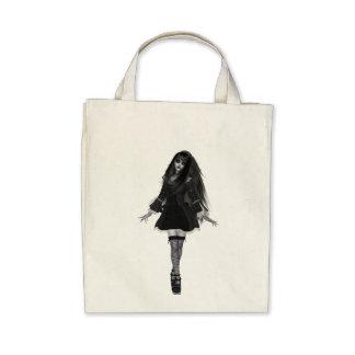 ♥ gótico cobrable del arte de la muñeca del ♥ (got bolsas