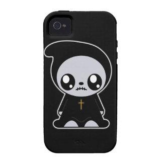 Gótico Kawaii iPhone 4 Fundas