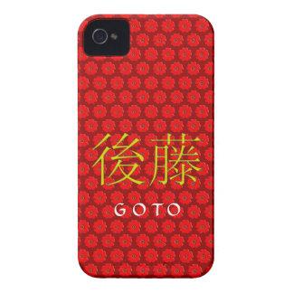 Goto Monogram Case-Mate iPhone 4 Case