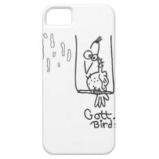 Gott Bird? merchandise for Bird Lovers iPhone SE/5/5s Case