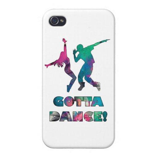 Gotta Dance Case For iPhone 4