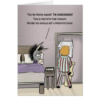 GOTTA GO... AGAIN! CARD