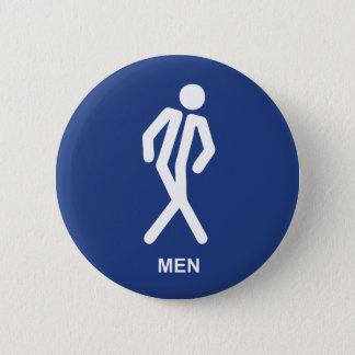 Gotta Go (Men) Pinback Button