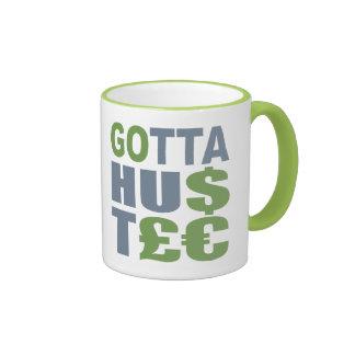 GOTTA HUSTLE HU T£€ mug – choose style