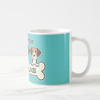 Gotta Love Foxhounds Coffee Mug