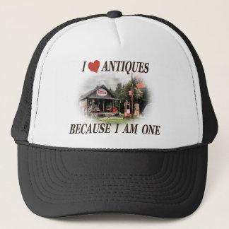 Gotta love the good old days trucker hat